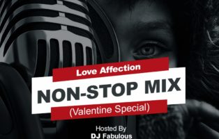 Deejay Fabulous - Love Affection Non-Stop Mix