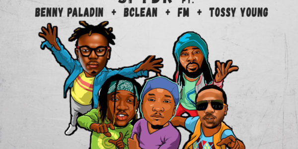Spydr - Ready Made Man Ft Benny Paladin x Bclean x Fm x Tossy Young