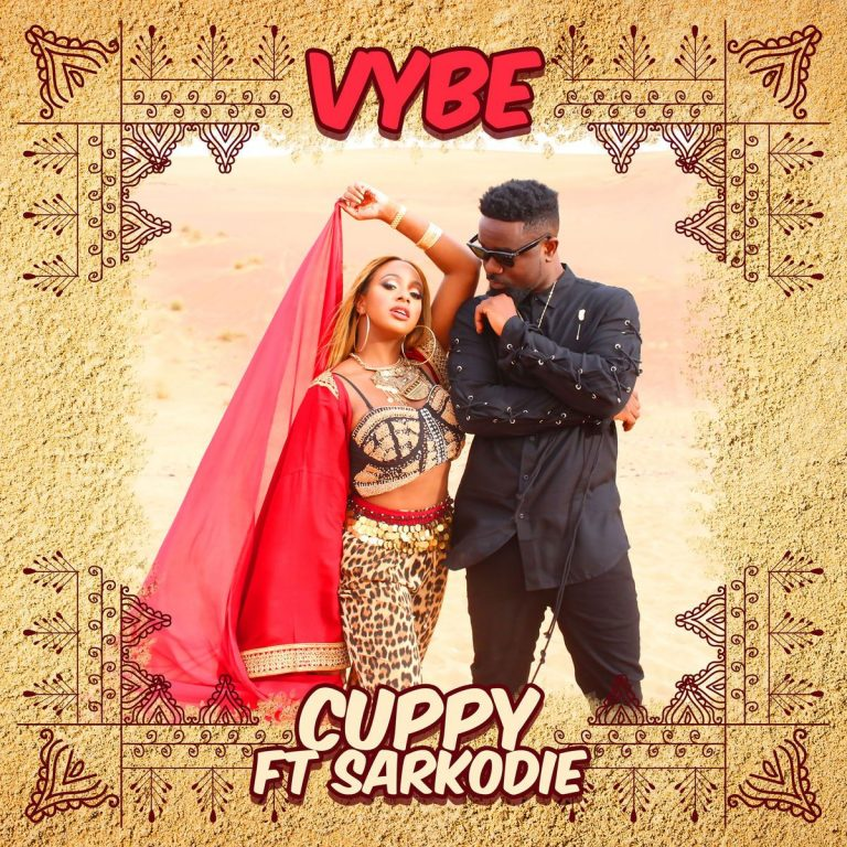 Dj Cuppy ft. Sarkodie – Vybe