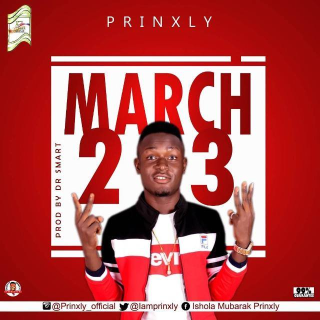 Prinxly - March 23