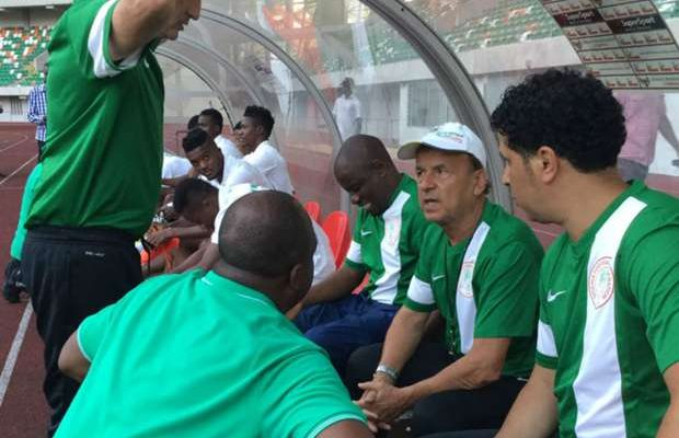 Super Eagles Boss Rohr