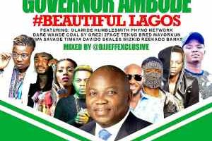 DJ Jeff - Governor Ambode – Beautiful Lagos 0.1