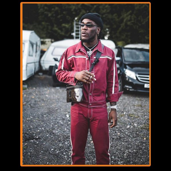 Burna Boy – Behind Barz