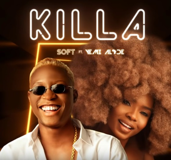 Soft ft. Yemi Alade – Killa