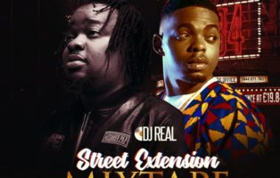 DJ Real - Street Extension Mixtape