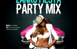 DJ Fabulous - Zanku Fiesta Party Mix
