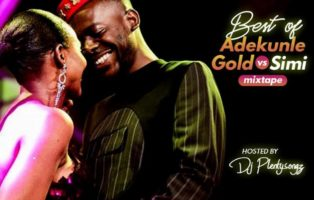 DJ PlentySongz – Best Of Adekunle Gold Vs Simi Mix