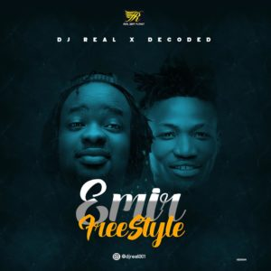 DJ Real - Emir Freestyle Ft. Decoded