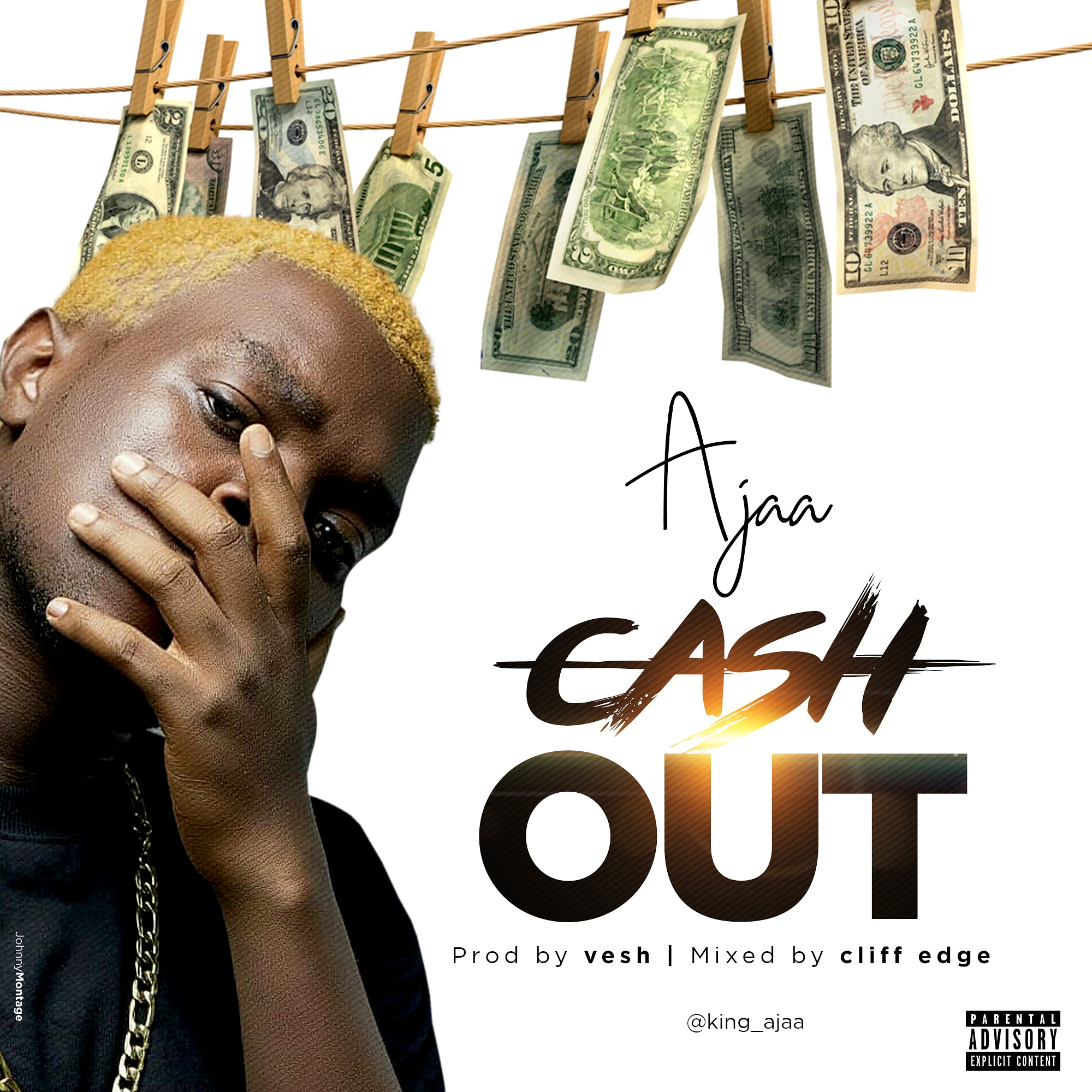 Ajaa - Cash Out (Prod By Vesh)