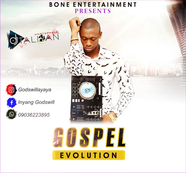 DJ Bone (Da DJ Taliban) Gospel Evolution Mixtape