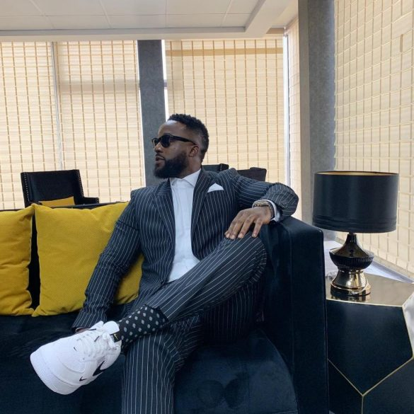 Ubi Franklin Forged My Signature – Iyanya