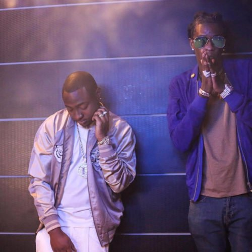Young Thug Ft. Davido – Lady
