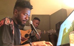 Johnny Drille – We Are The One