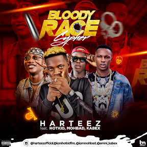 Harteez - Bloody Race (Cypher)
