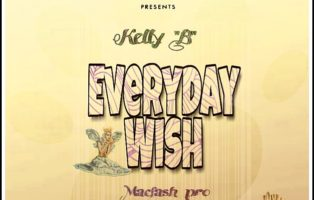 Kelly B - Everyday Wish