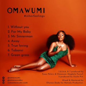 Omawumi – Mr Sinnerman