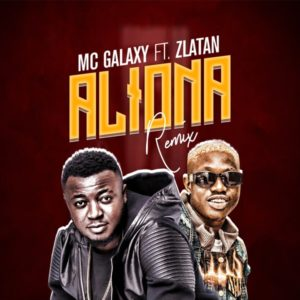 MC Galaxy Ft. Zlatan – Aliona (Remix)