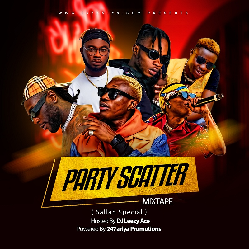 DJ Leezy Ace - Party Scatter Mix