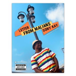 Sony Kay - Letter From Marlians