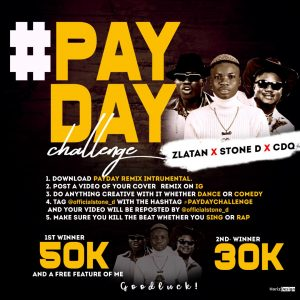Stone D - Pay Day (Challenge)