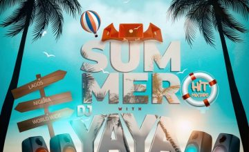 DJ Yaya - Summer Hit Mixtape