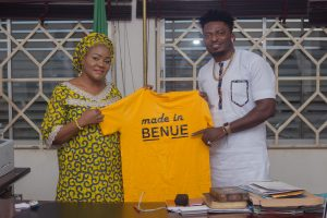 MADE IN BENUE