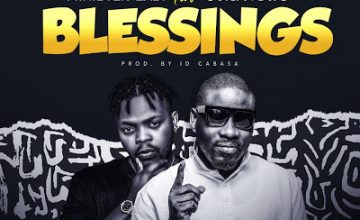 Minister Ladi Ft Olamide - Blessings