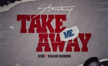 Stonebwoy ft Kuami Eugene – Take Me Away