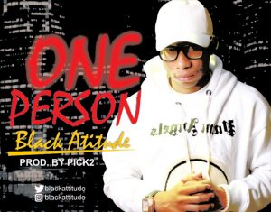 Black Attitude - One person