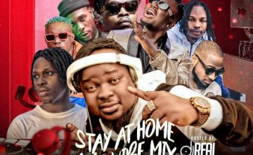 DJ Real – Stay At Home And Vibe Mix