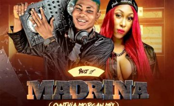 DJ OP Dot - Best Of Madrina (Cynthia Morgan Mix)