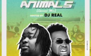 DJ Real - Party Animal Special Mix