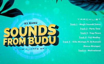 DJ Budu - Sounds From Budu