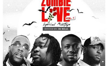 DJ Real - Zombie Love (Special Mix)