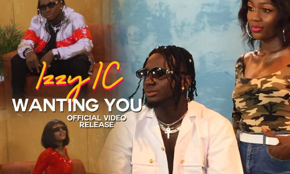 Izzy IC - Wanting You
