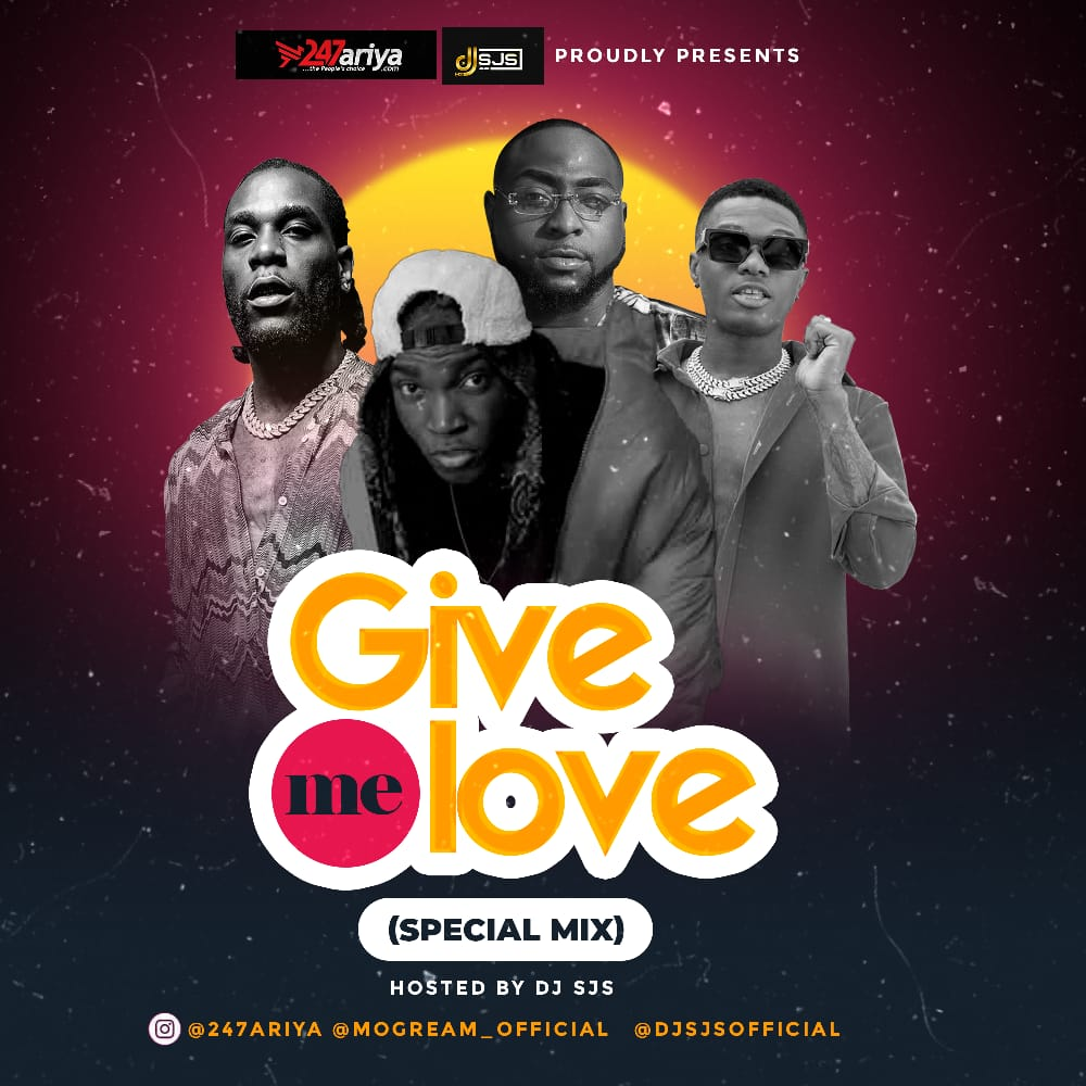 DJ SJS - Give Me Love (Special Mix)