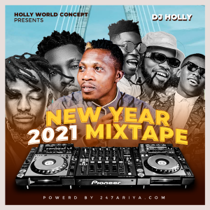DJ Holly - New Year 2021 Mixtape