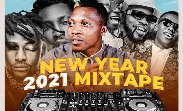 DJ Holly - New Year 2021 Mixtape