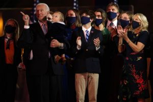 Meet The Bidens: America's New 'first family'
