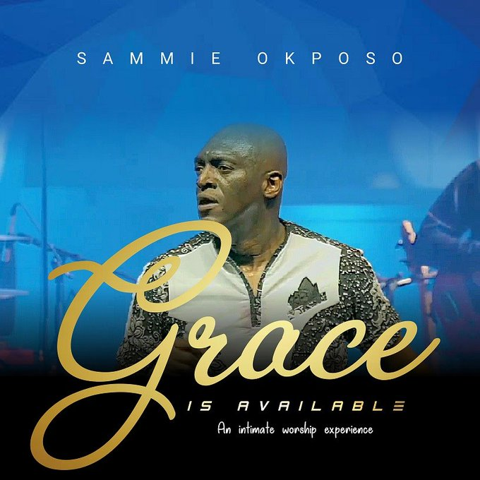 Download Gospel Music: Sammie Okposo – Grace Is Available