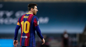 Messi Generates Third Of Barcelona's Income, Says Laporta