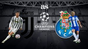 BREAKING: Juventus knocked Out Of Champions League By Porto