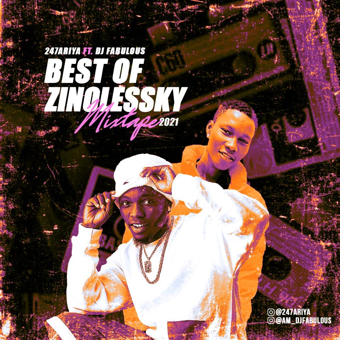 247ariya Ft. DJ Fabulous - Best Of Zinoleesky Mix