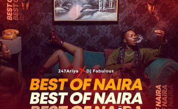 247ariya x DJ Fabulous - Best Of Naira Marley