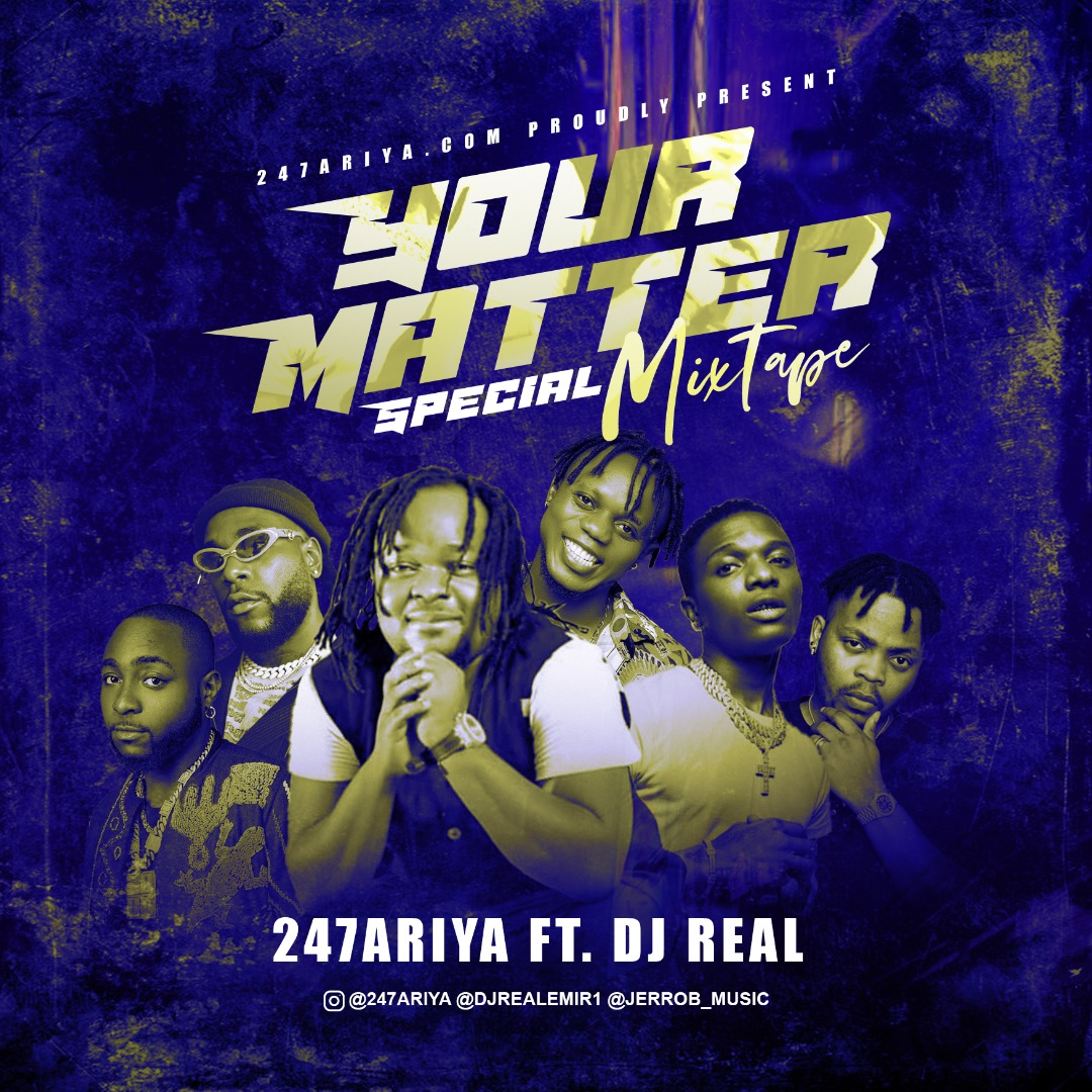DJ Real - Your Matter Special Mix
