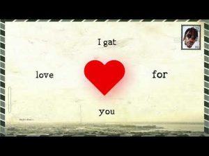 LYRIC VIDEO: Love For You — Mr Eazi