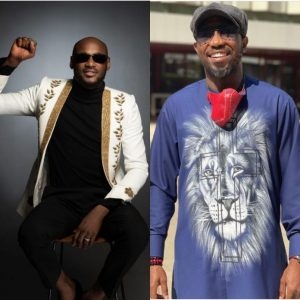 2Baba And Timi Dakolo To Release Joint Effort Soon