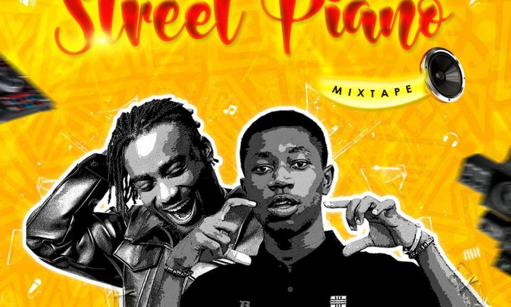 DJ Budu - Street Piano Mix