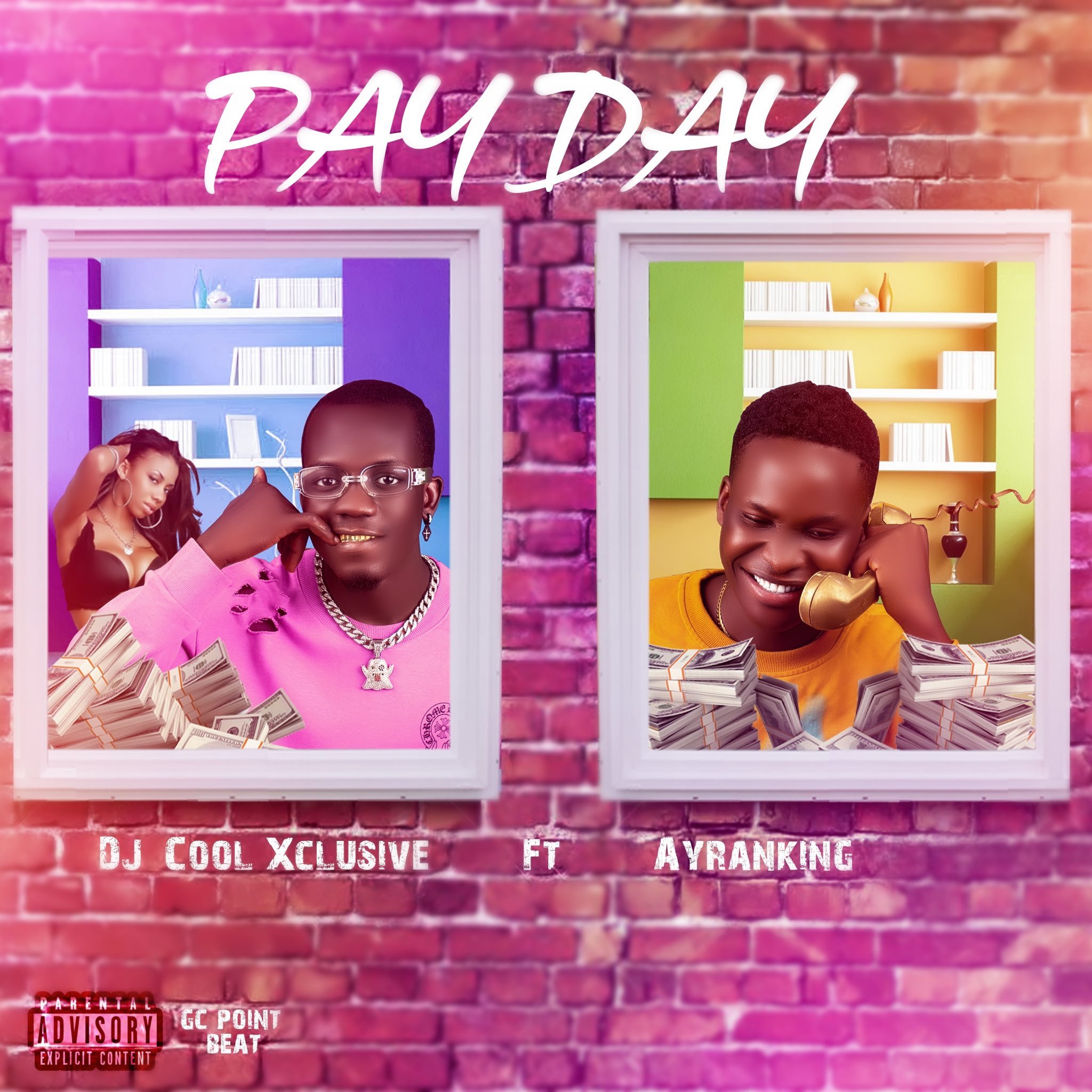 DJ Cool Exclusive Ft. AY Ranking - Pay Day