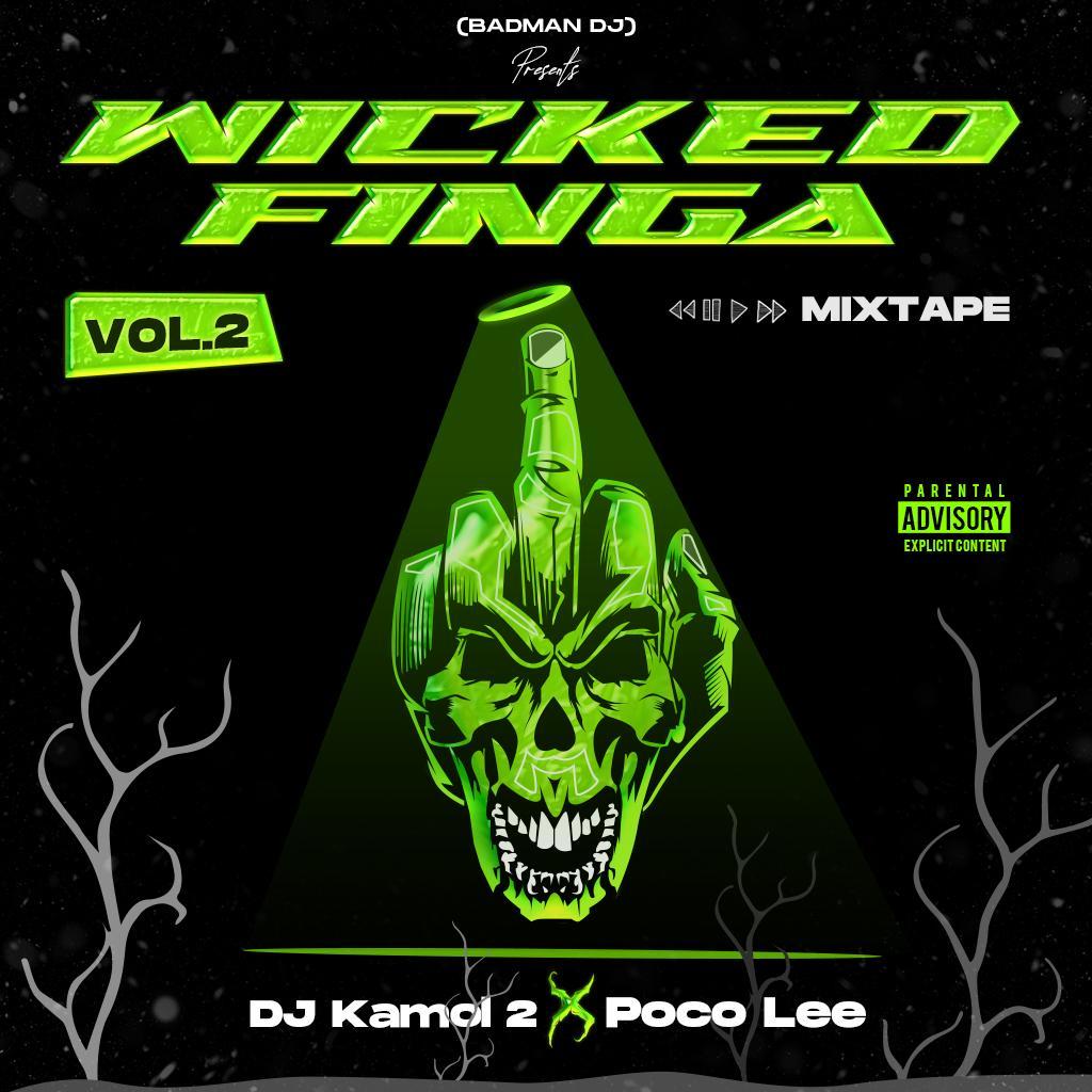 DJ Kamol.2 x Poco Lee
